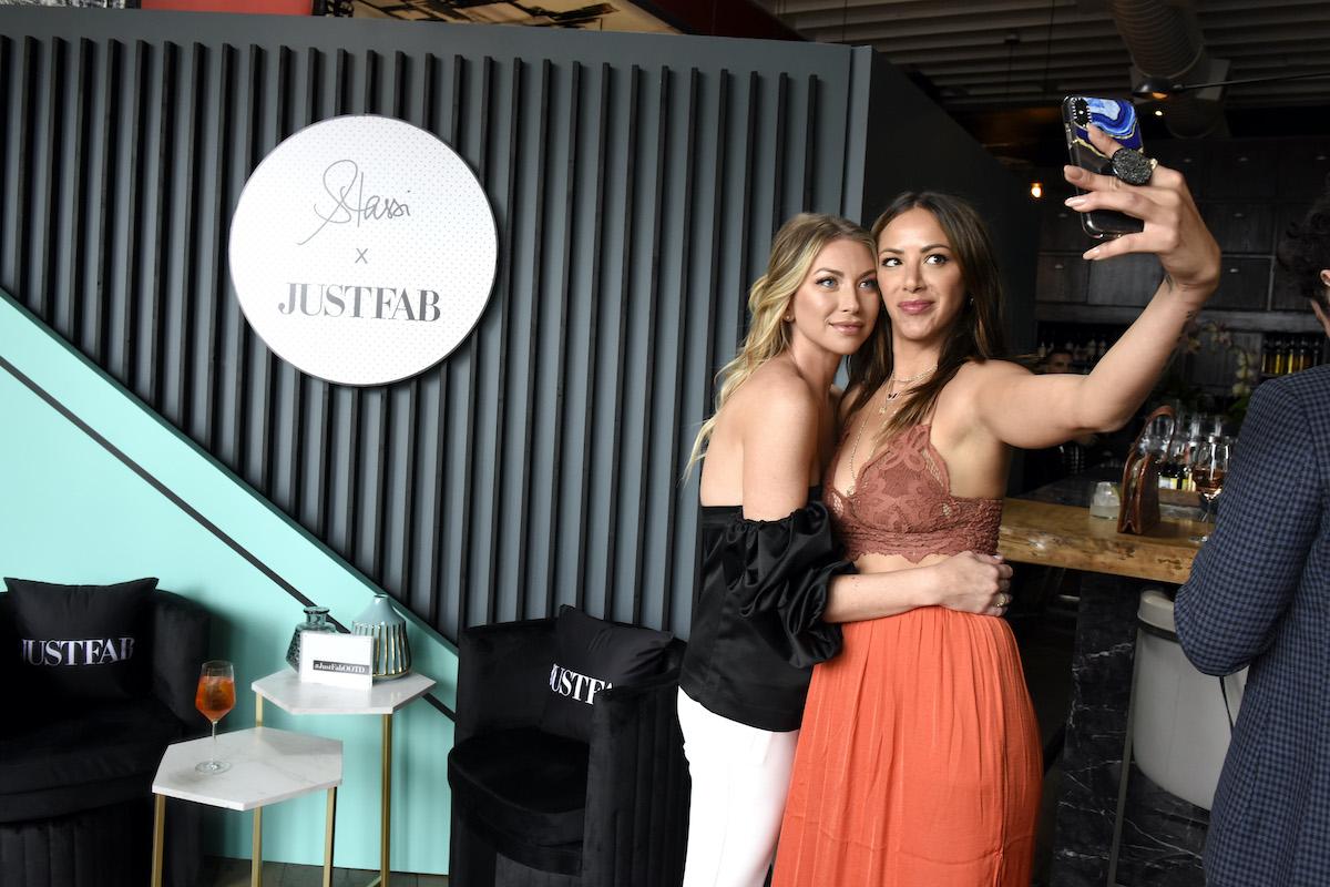 Stassi Schroeder and Kristen Doute
