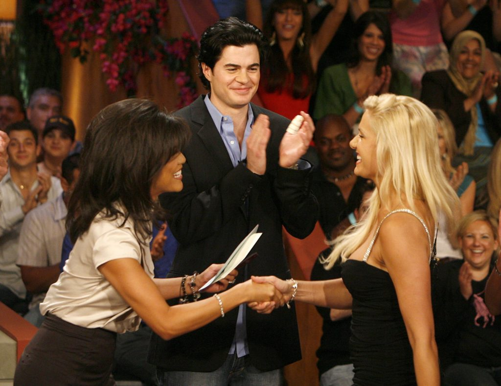 Julie Chen, Will Kirby, and Janelle Pierzina from 'Big Brother'