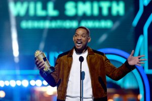 What Will Smith and This 'Jersey Shore' Star Have In Common
