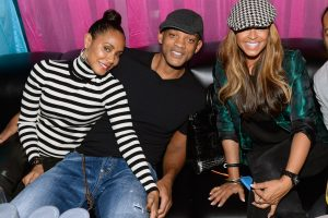 Jada Pinkett Smith Had a 'Rough' Relationship With Will Smith's Ex-Wife