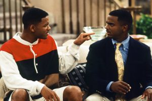 Will Smith Just Took Fans Back to the '90s With His Carlton Instagram Photo