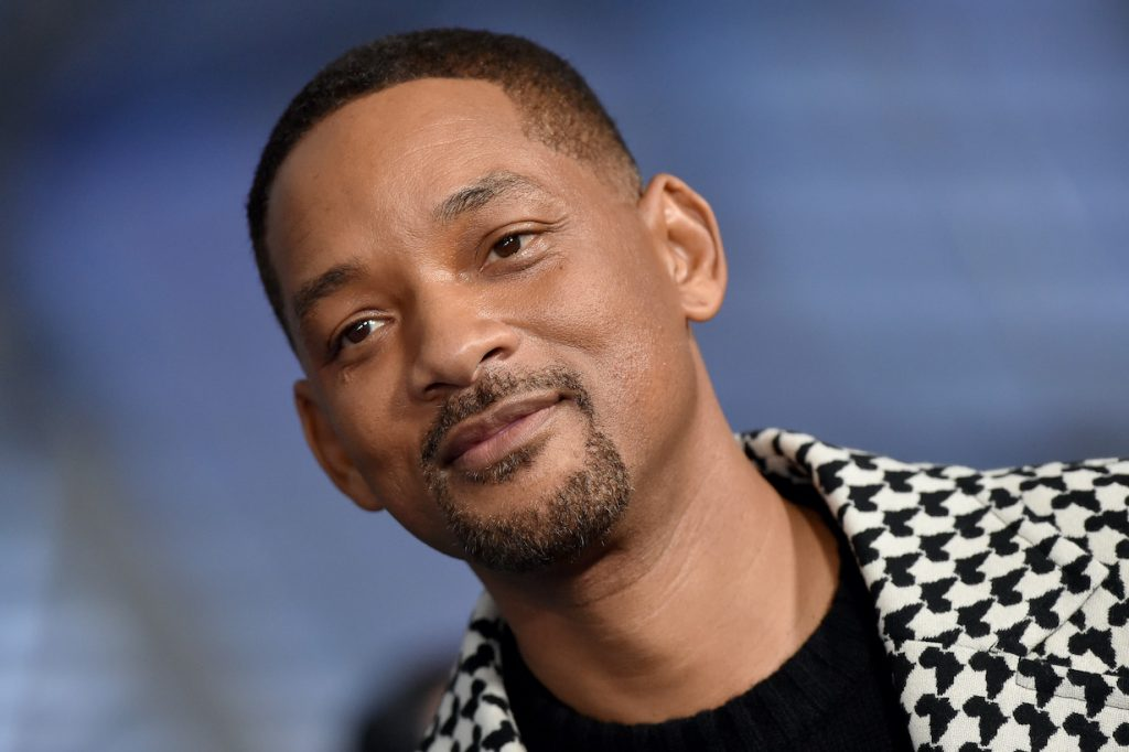 Will Smith attends the premiere of 'Spies in Disguise'