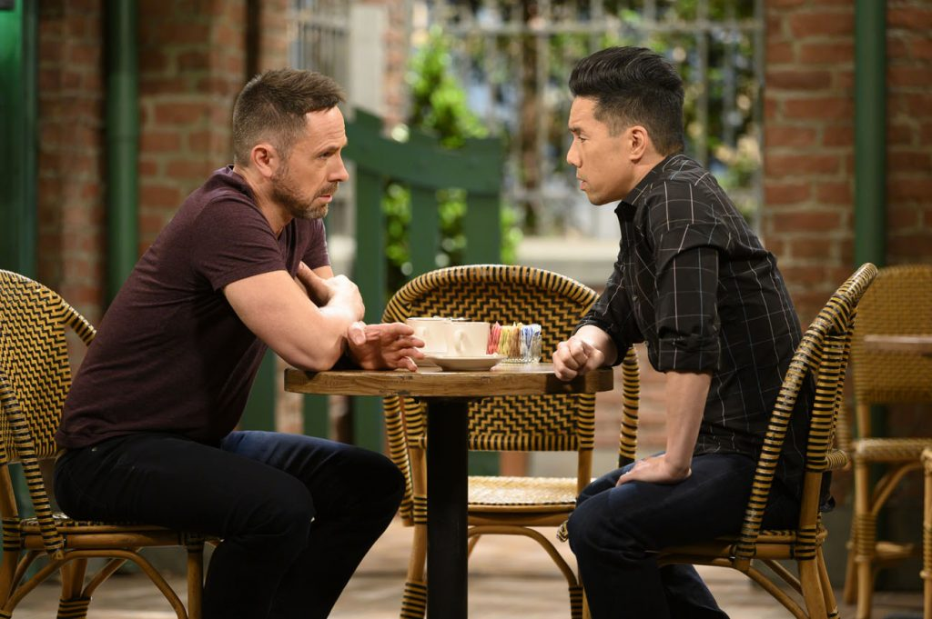 William deVry and Parry Shen