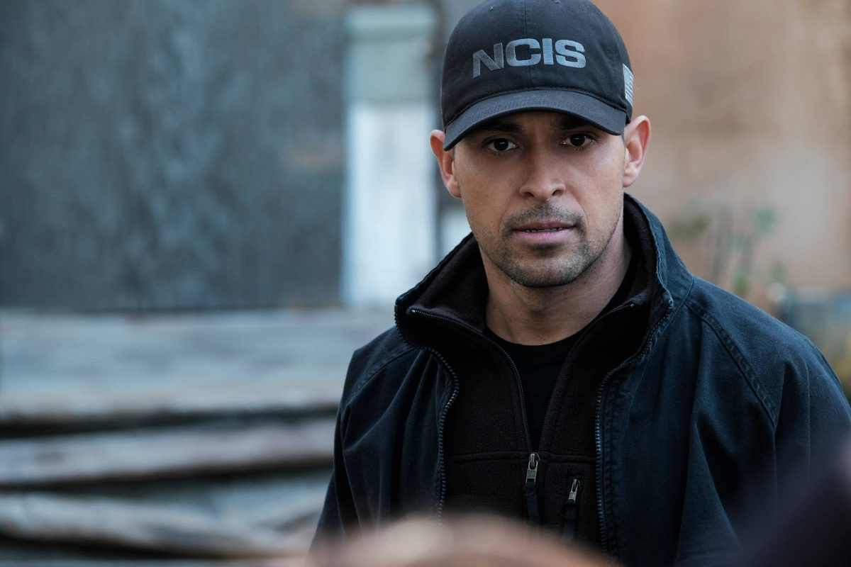 """Wilmer Valderrama as NCIS Special Agent Nicholas """"Nick"""" Torres in January 2020"""