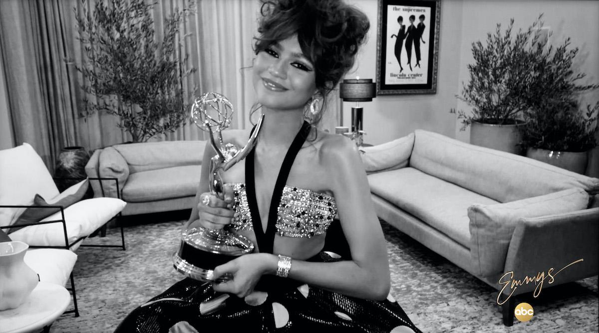Zendaya in 'The 72nd Emmy Awards'