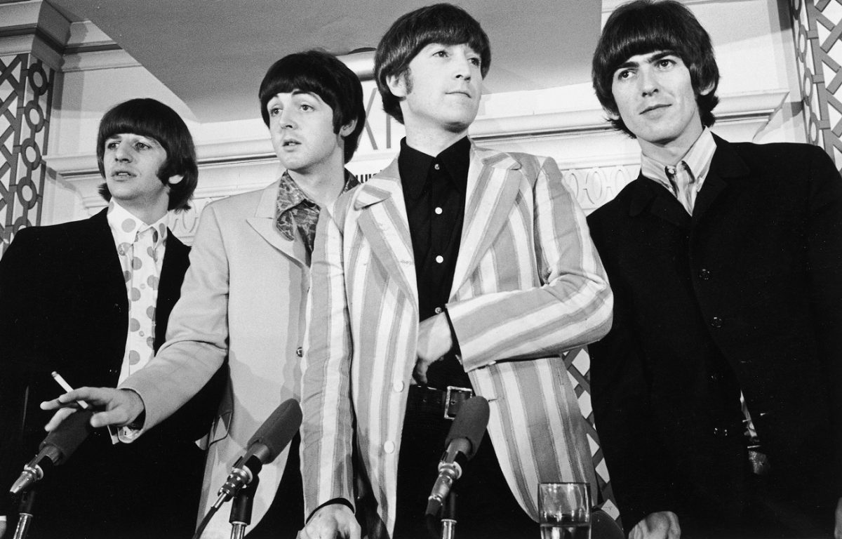 Beatles '66 press conference