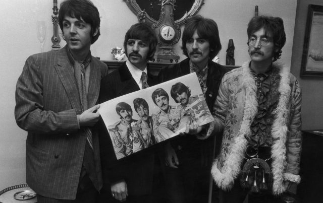 The Beatles' 'Sgt. Pepper' Album Plummeted in the Latest Rolling Stone Poll