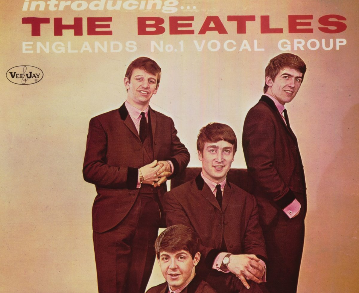 The Beatles on Vee Jay Records
