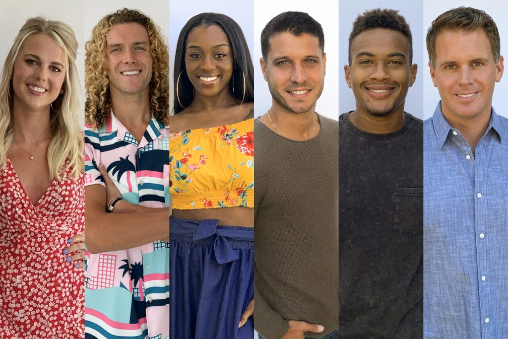 'Big Brother 22: All-Stars' contestants