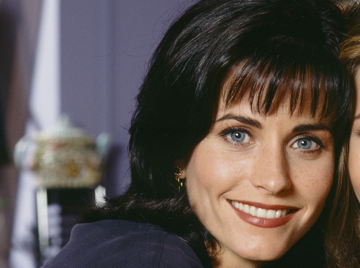 Friends': Courteney Cox Was More Like Monica Gellar Than Fans Know