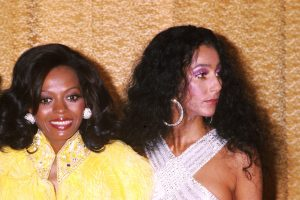 Cher and Diana Ross Were Once in a Love Triangle With a Rock Star