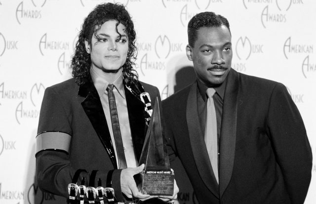 How Eddie Murphy Feels About His Flop Michael Jackson Duet