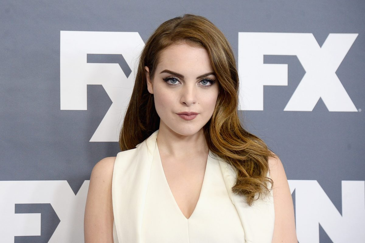 Elizabeth Gillies attends the FX Networks TCA 2016 Summer Press Tour on August 9, 2016 in Beverly Hills, California.