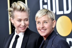 Ellen Degeneres' Wife Admits She 'Changed So Much' Since Being With Her