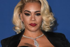 Faith Evans Speaks on Infamous Tupac Photo: 'It Was a Chance Meeting'