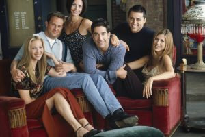 The 'Friends' Callback Line That Even the Biggest Fans Missed