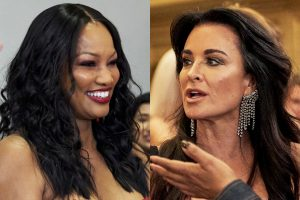 'RHOBH': Garcelle Beauvais Wants To Sit Down With Kyle Richards and 'Air Out Everything'