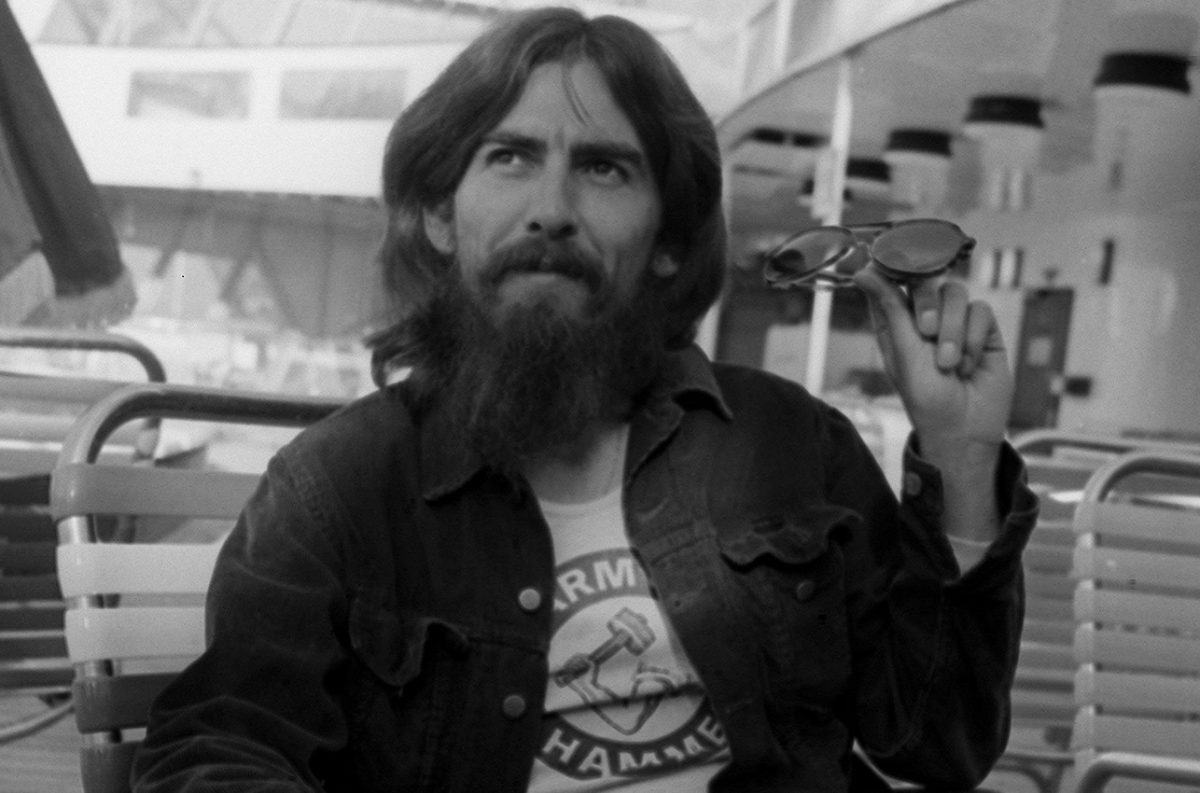George Harrison in the '70s