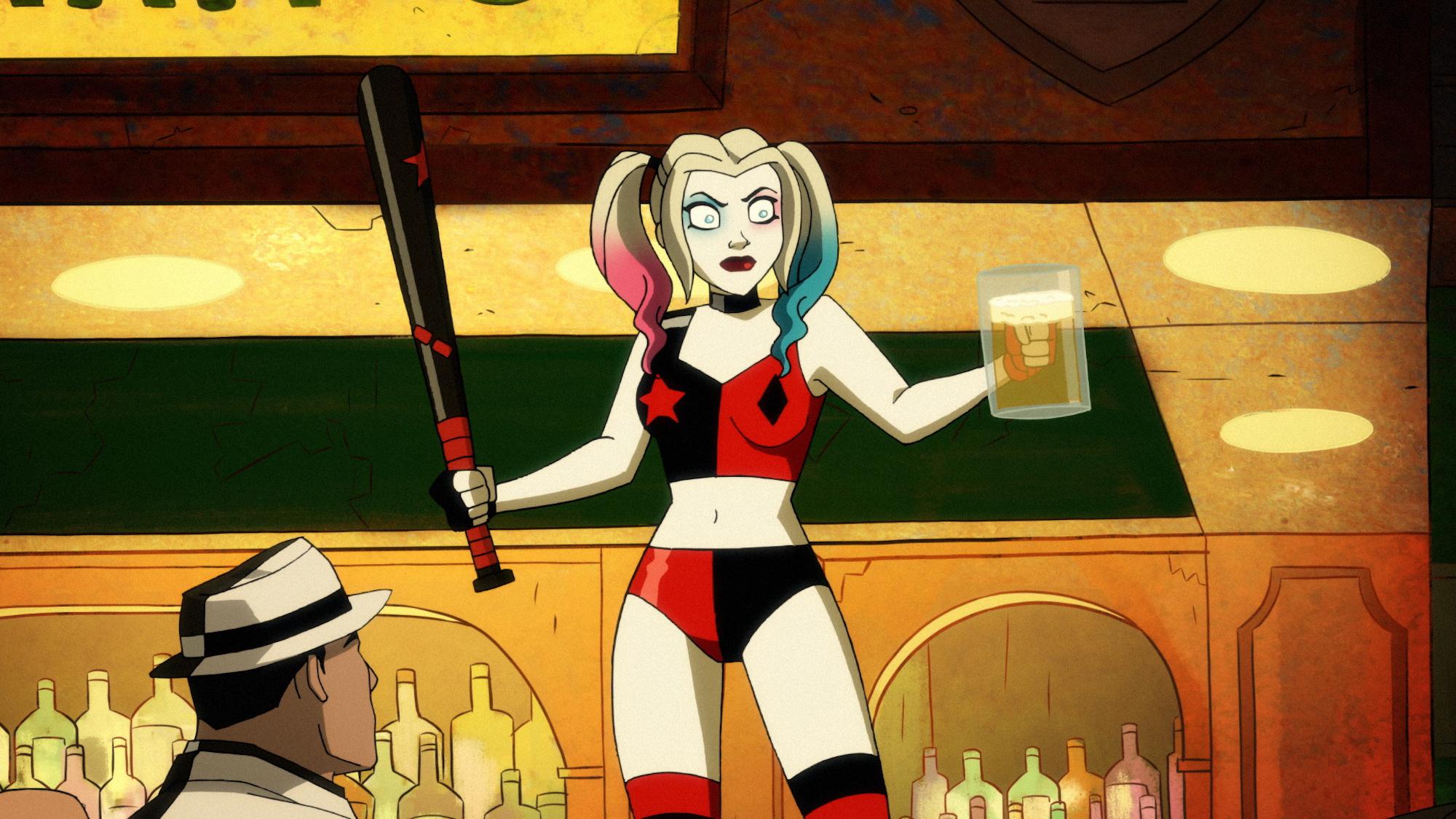 Harley Quinn in Season 2.