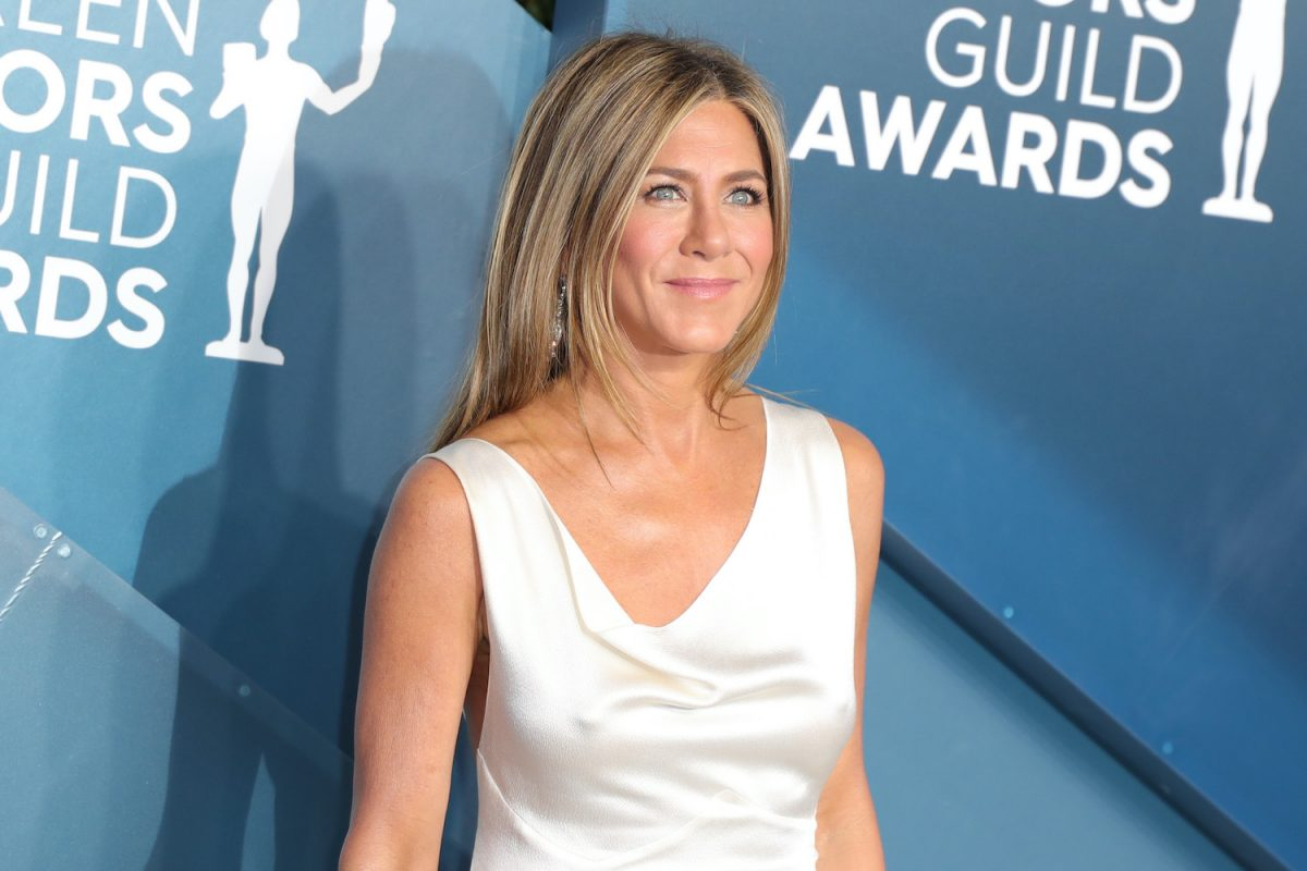 Jennifer Aniston attends 26th Annual Screen Actors Guild Awards