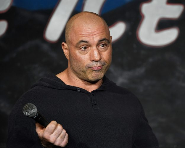 Joe Rogan Falls for Fake News About Oregon Wildfires, Left-Wing Activists