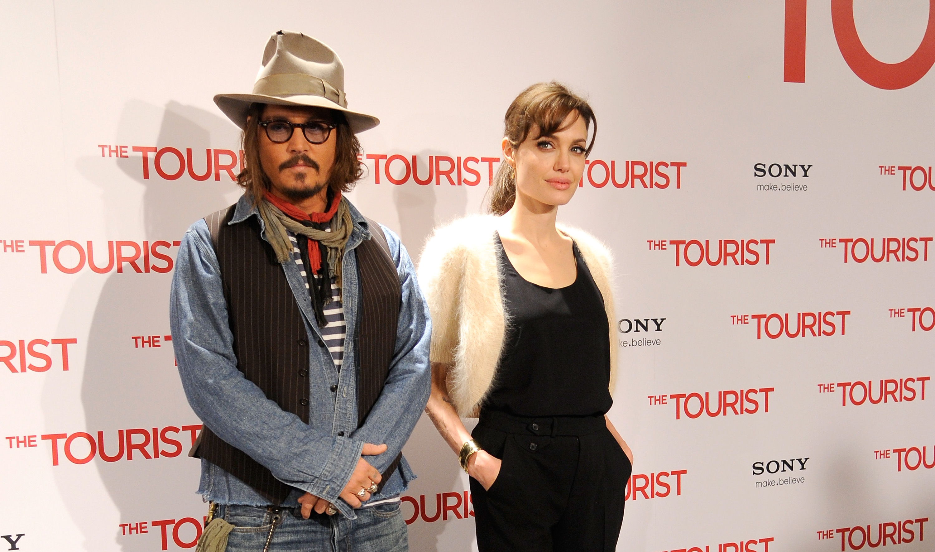 Johnny Depp Calls Angelina Jolie A Walking Poem