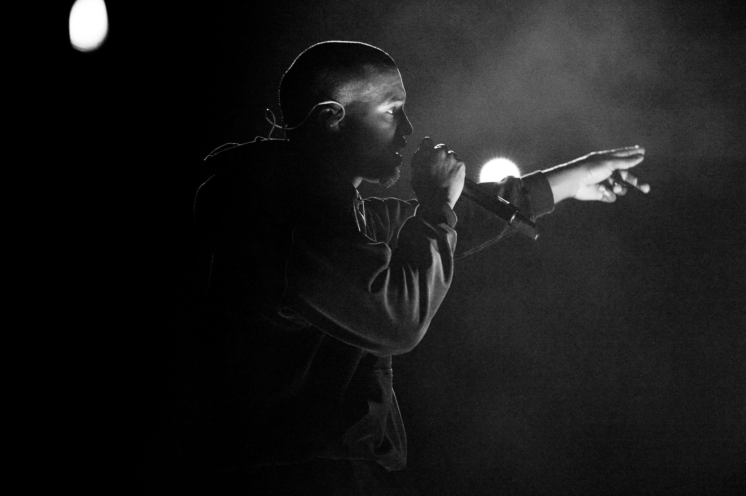 Kanye West Grammy Performance