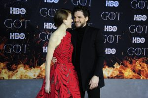 Kit Harington and Rose Leslie's Sweetest Moments