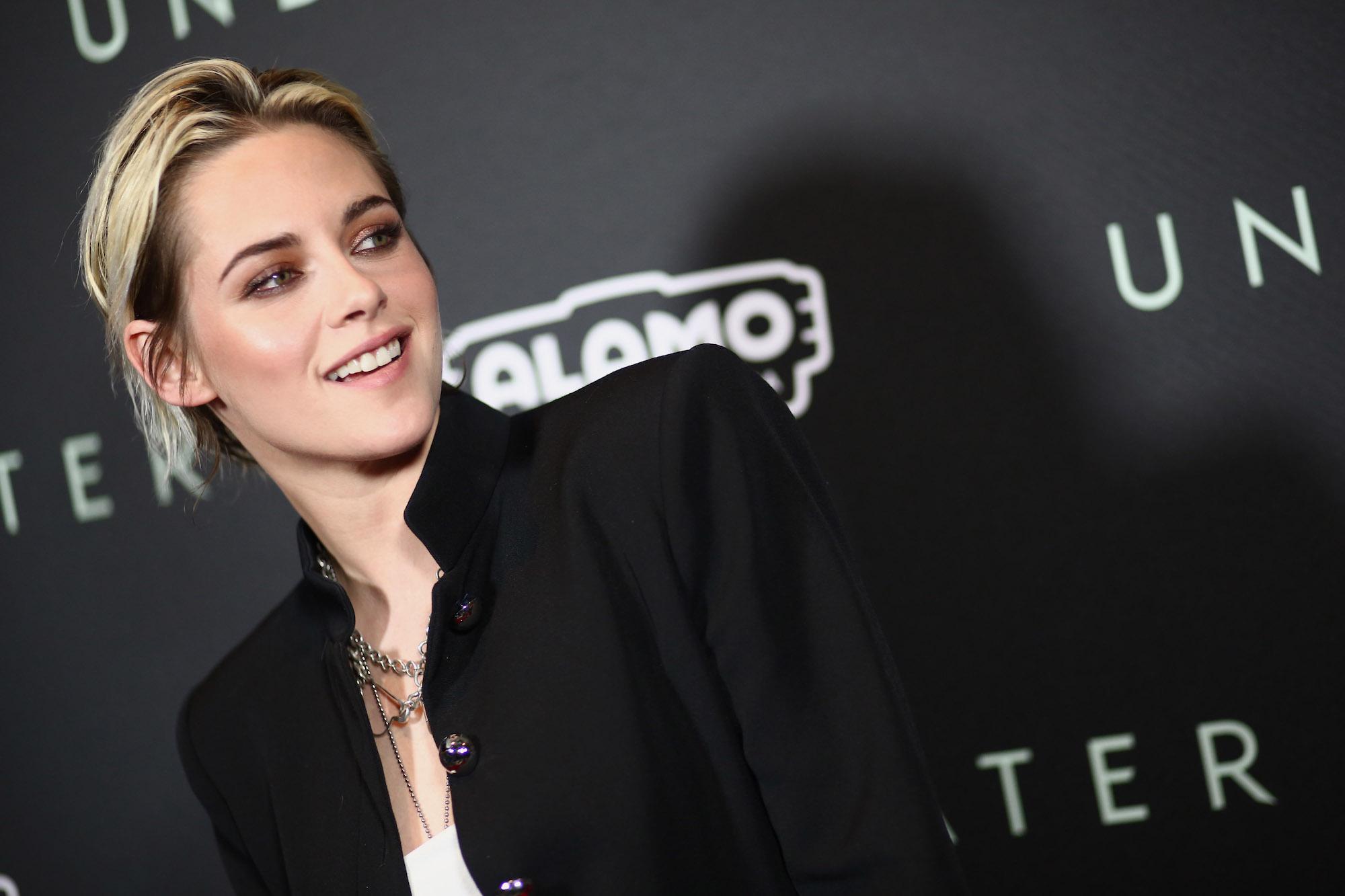 Kristen Stewart at the Special Fan Screening Of 20th Century Fox's 'Underwater' at Alamo Drafthouse Cinema on Jan. 07, 2020.