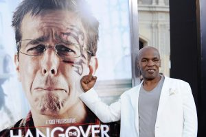 Mike Tyson Had To Be Taught How to Throw a  Punch By the 'Hangover' Movie Director