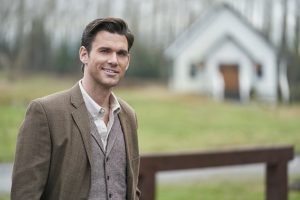 'When Calls the Heart': Kevin McGarry Says He Wasn't Aware of What Hearties Had Just Been 'Put Through' When He Joined the Show