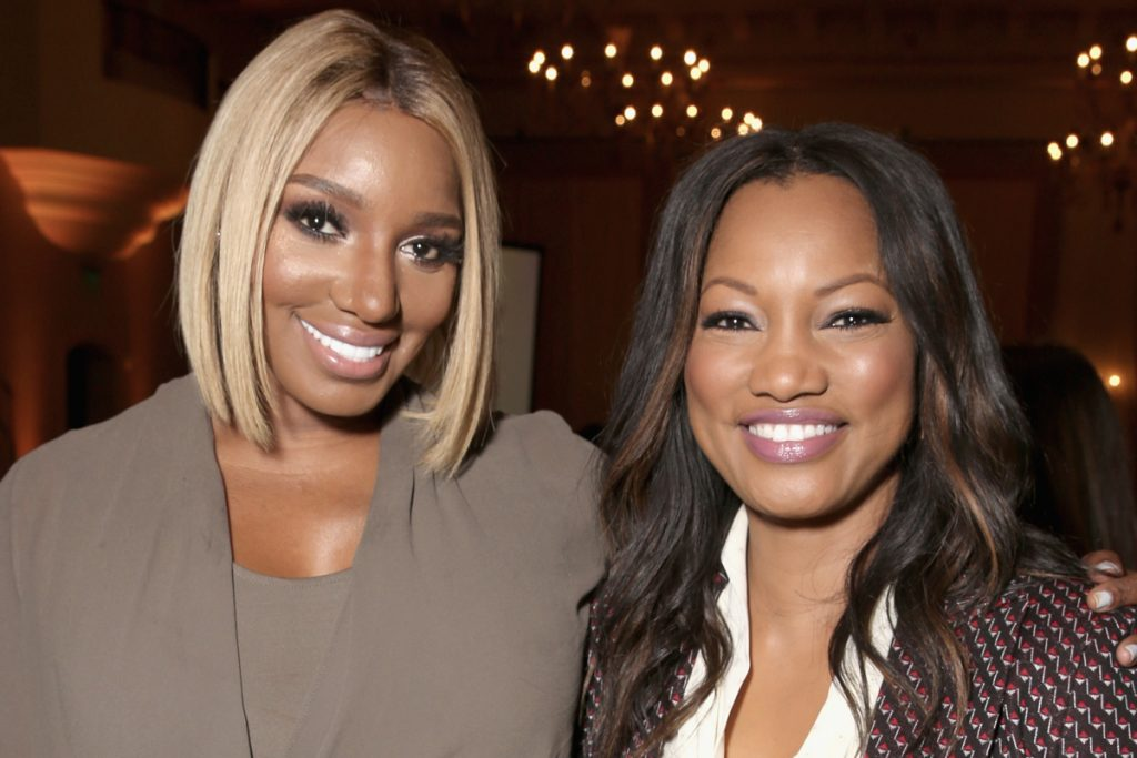 Nene Leakes and Garcelle Beauvais