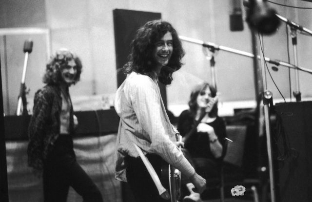 Why Jimmy Page Recorded the 'Heartbreaker' Solo Without His Led Zeppelin Bandmates