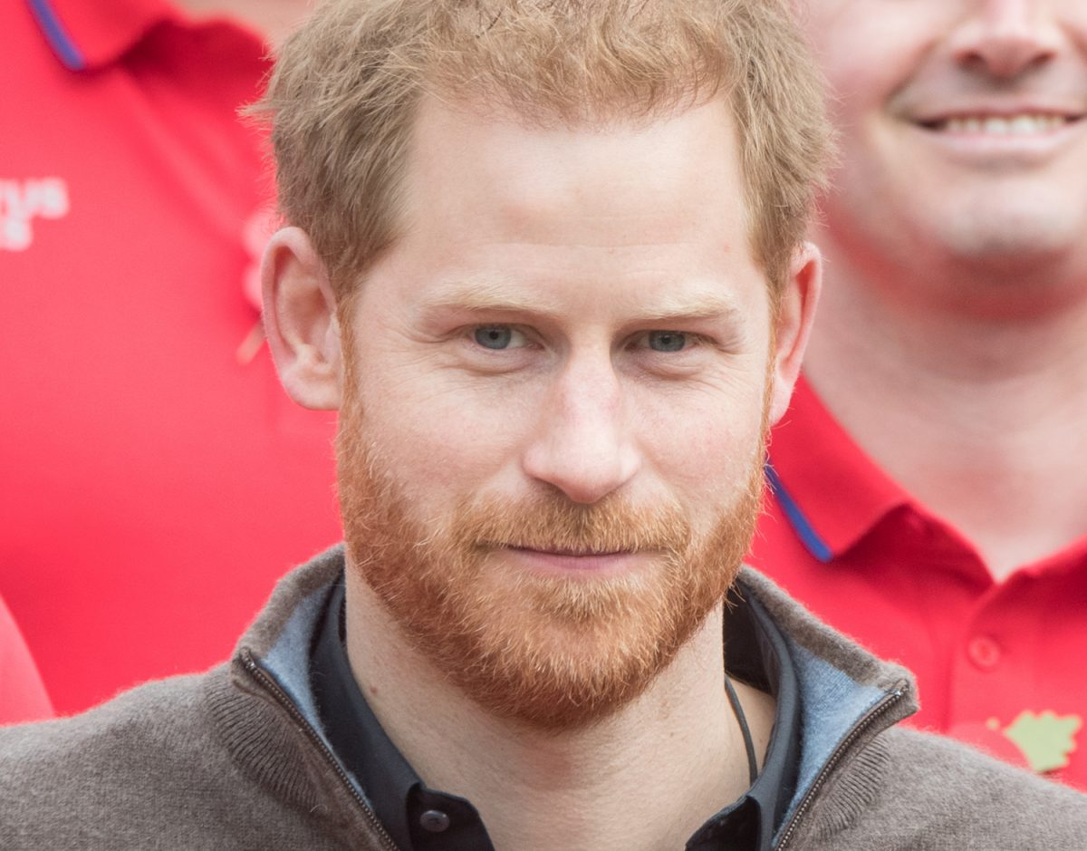 Prince Harry attends the launch of Team UK for the Invictus Games The Hague 2020 at Honourable Artillery Company