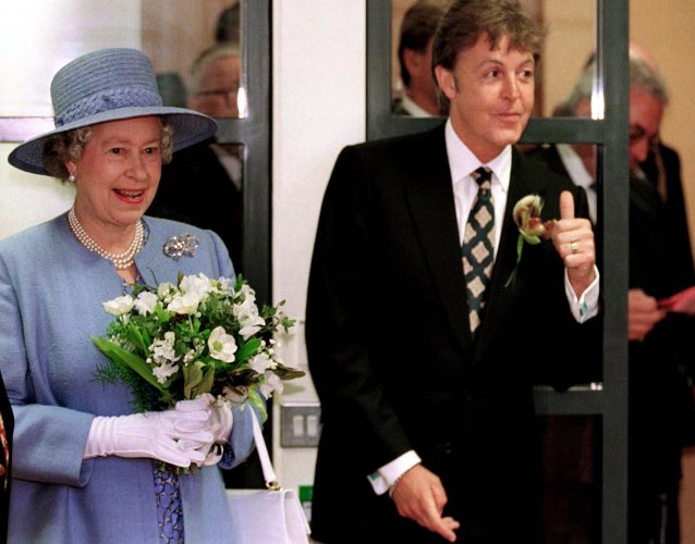 Queen Elizabeth II Left a Paul McCartney Performance Early to View This Classic TV Drama
