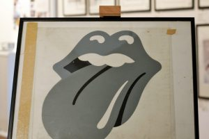 The Inspiration Behind The Rolling Stones' Lips Logo