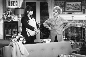 Lucie Arnaz Reveals What It Was Like Working With Mom Lucille Ball–'I Was Terrified To Be Bad'