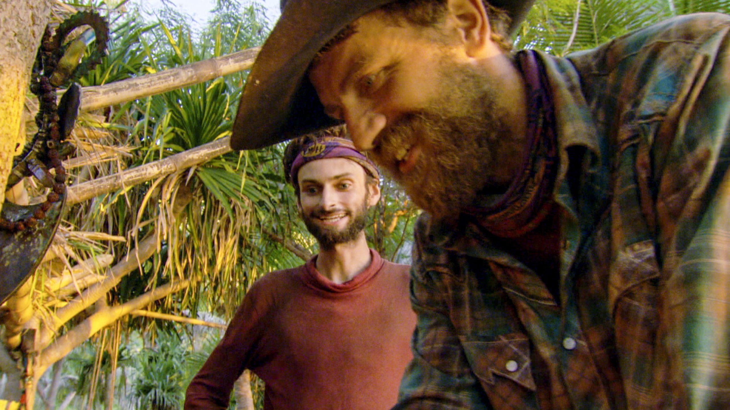 Ryan Ulrich and Ben Driebergen on Survivor