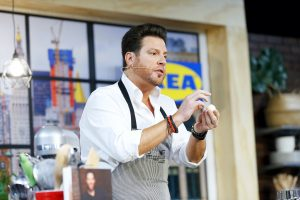 Is There a Restaurant Makeover Show in Scott Conant's Future?