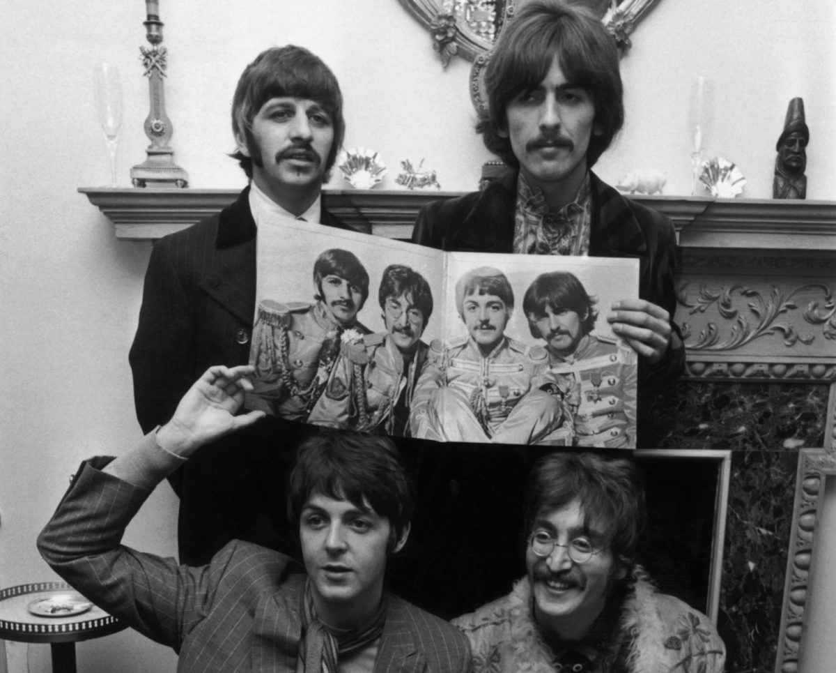 Beatles 'Sgt. Pepper' release party