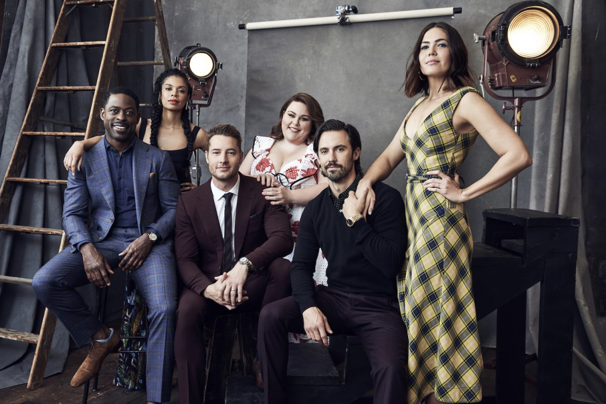Cast of 'This Is Us'