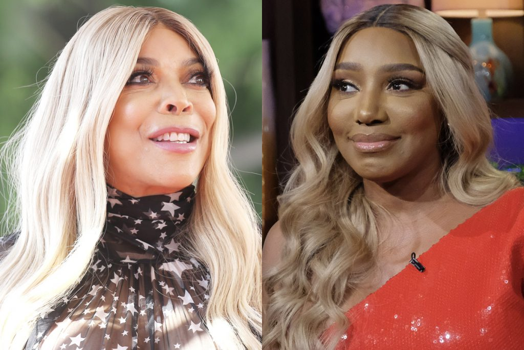Wendy Williams and Nene Leakes