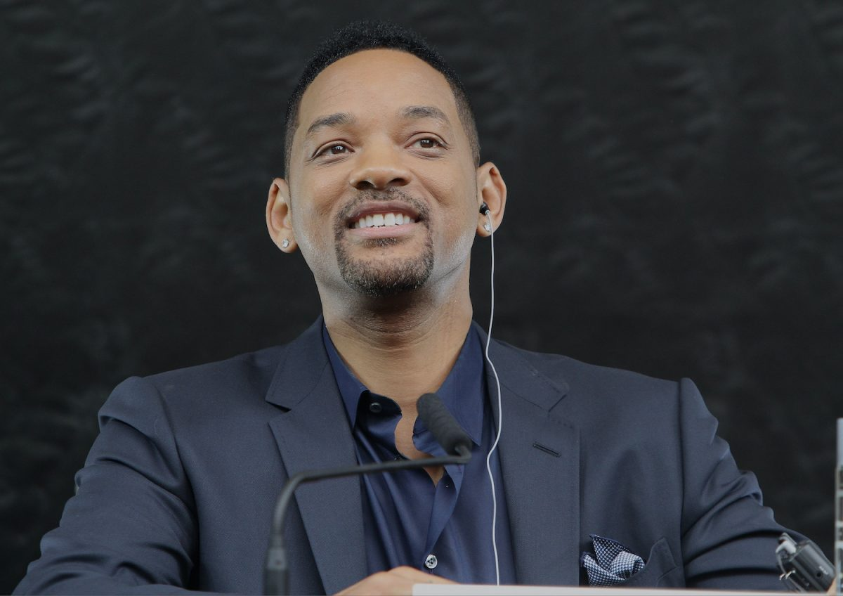 Will Smith during the After Earth photocall in Gorky park on May 27, 2013 in Moscow, Russia