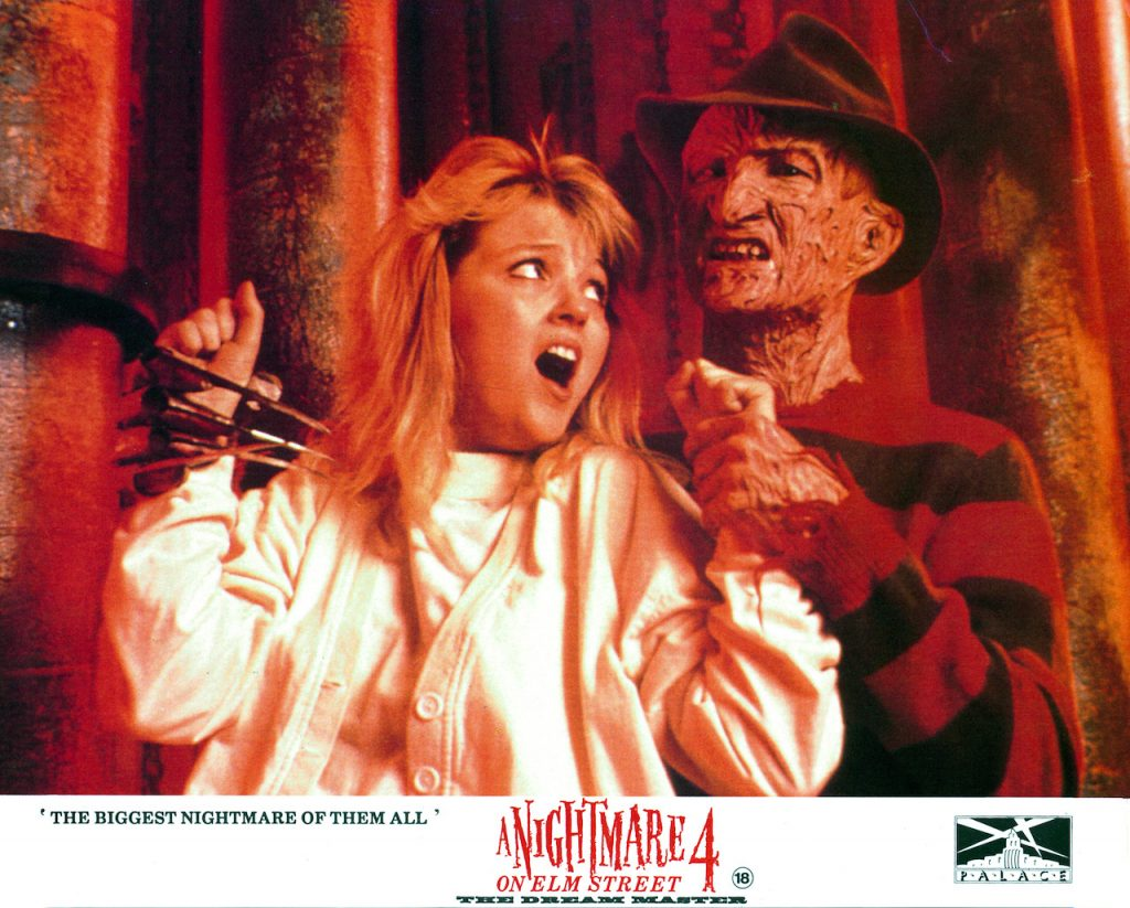 'A Nightmare On Elm Street 4: The Dream Master'
