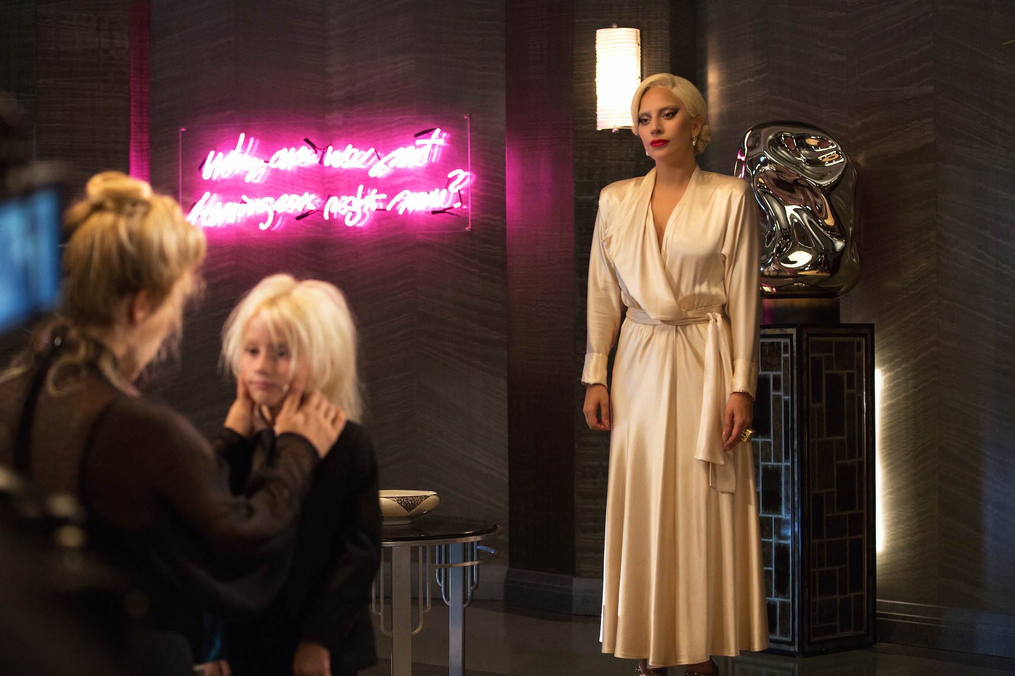 Lady Gaga as The Countess in 'American Horror Story: Hotel' Episode 5.