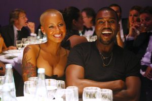 Amber Rose Says Kanye West Has Not Stopped Bullying Her Since Their Breakup