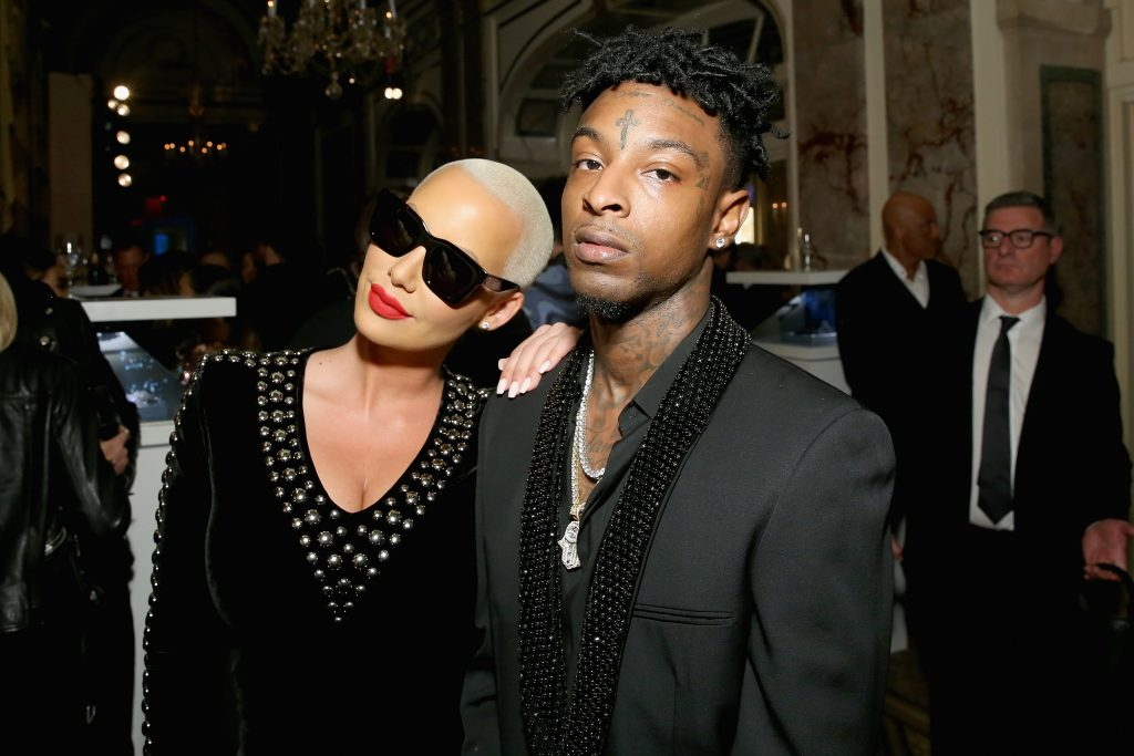 Amber Rose Reveals Why She and 21 Savage Broke Up