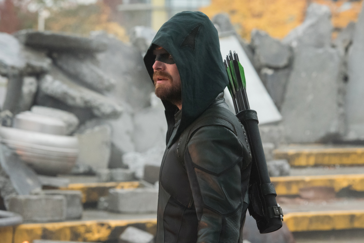 Arrow: Stephen Amell