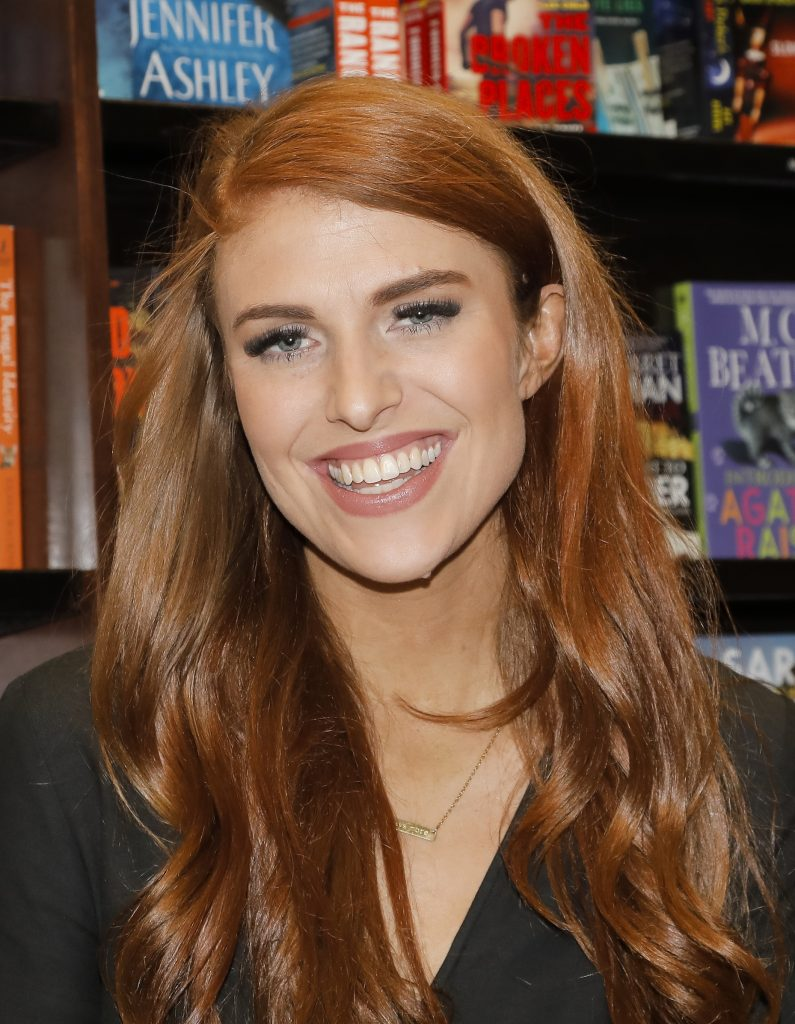 Audrey Roloff celebrates her new book, 'A Love Letter Life'