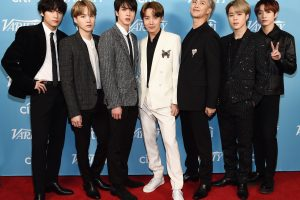 BTS Took Home Top Social Artist at the BBMAs for the 4th Year in a Row